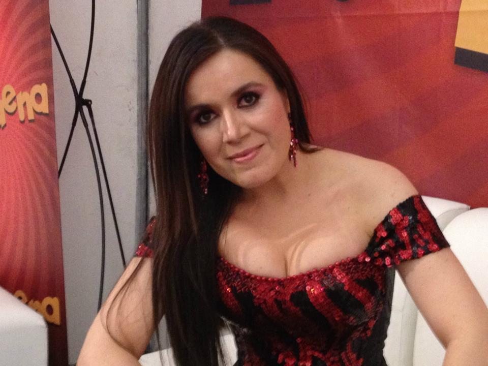 """Roxana Soler """"La Ardilla"""", una conejita de Playboy en la radio ..."""