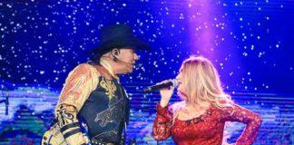 Bronco y Alicia Villareal