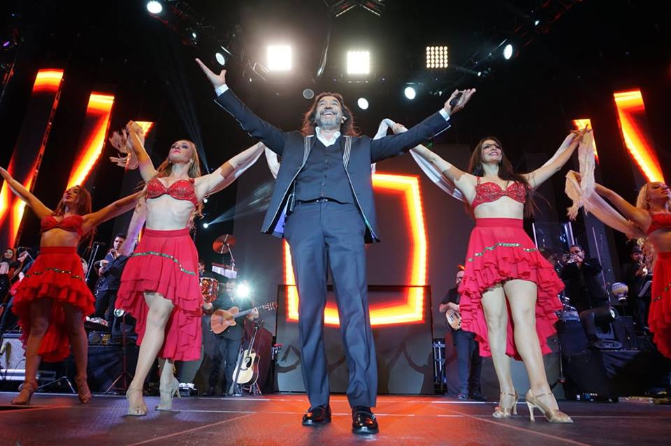 Marco Antonio Solís cierra su espectacular gira junto a Jesse & Joy ...