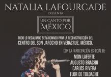 """Natalia Lafourcade """"Un Canto por México"""""""