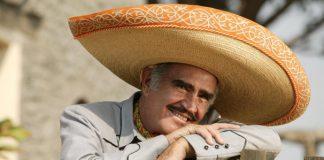 Muere el redes Vicente Fernandez