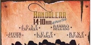Bandolera 14-10 AM