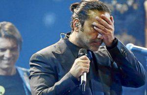 El potrillo cancela conciertos