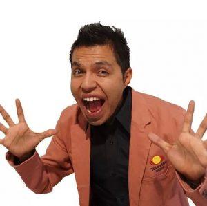 """Brian """"El Grillo"""" Núñez,"""