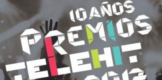 Premios Telehit cumplen 10 años