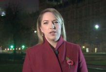 Reportera escucha lamentables Gemidos Sexuales