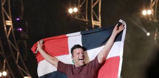 Ricky Martin Festival Presidente