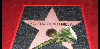 Flores para Selena