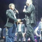 Claudio Alcaraz y Jorge Medina