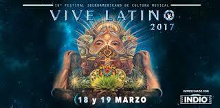 Confirmados primeros artistas del Vive Latino