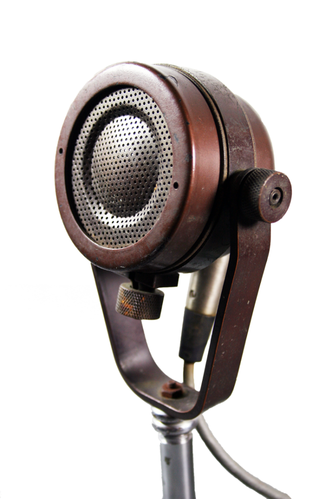 MIicrophone of the month February 2019 -Western Electric 618